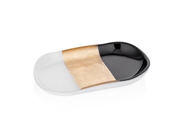 Monochrome 20cm Oval Tabak
