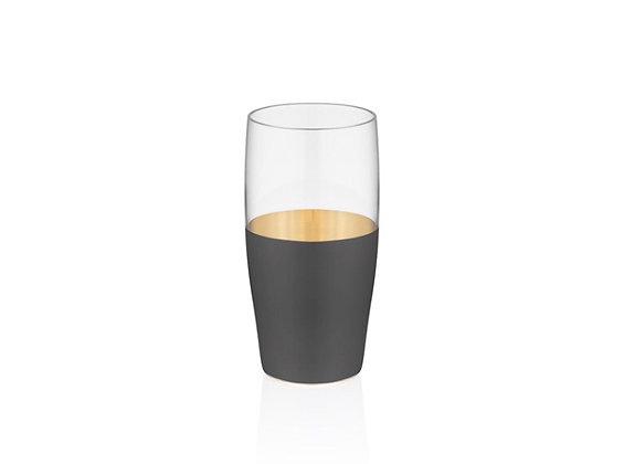 Vision Black 6'lı Su Bardağı