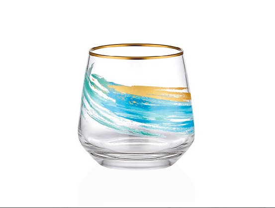Joy 6 Parça Viski Bardağı