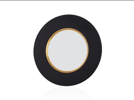 Vision Black 28cm Servis Tabağı