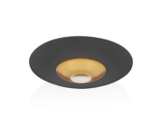 Vision Black 30cm Makarna-Salata Tabağı