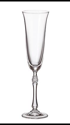 Crystalite Bohemia Parus Kristalin 190ml Şampanya Bardağı