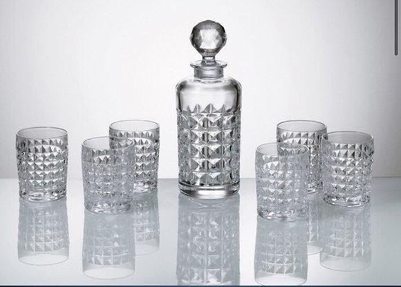 Crystalite Bohemia Diamond Viski Seti