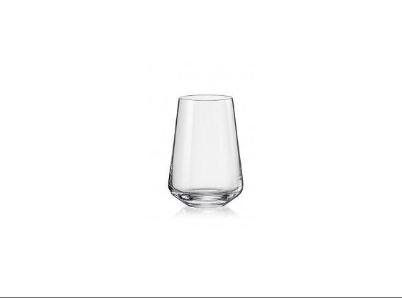 Crystalex Sandra Kristalin 380ml Meşrubat Bardağı