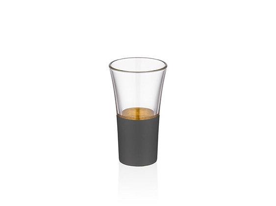 Vision Black 6'lı Shot Bardağı