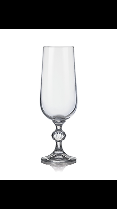 Crystalex Claudia Kristalin 180ml Şampanya Kadehi