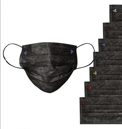 The Ashk Çakra Maske 10'lu Paket