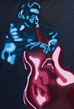 The Cellist - 1