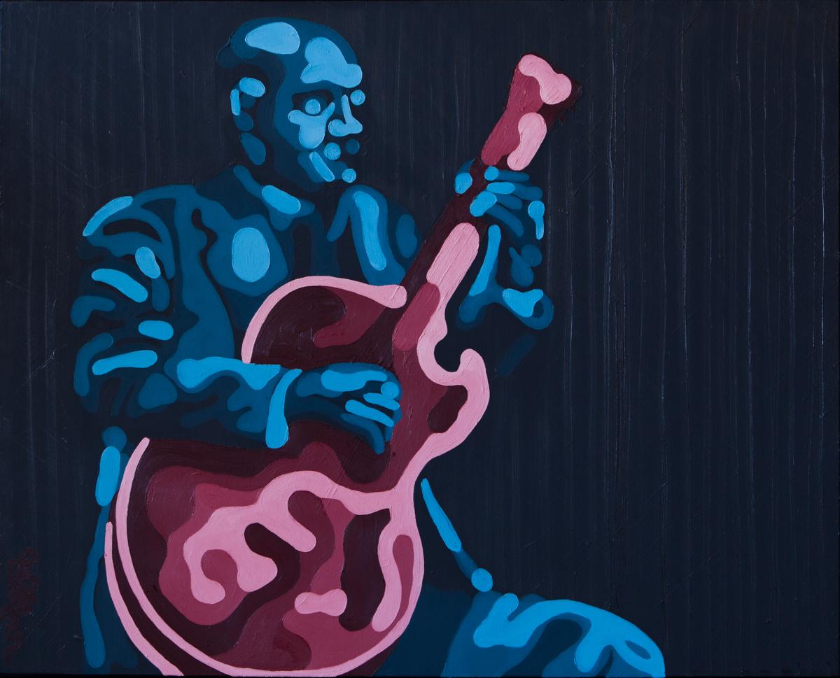 The Guitarist - 2