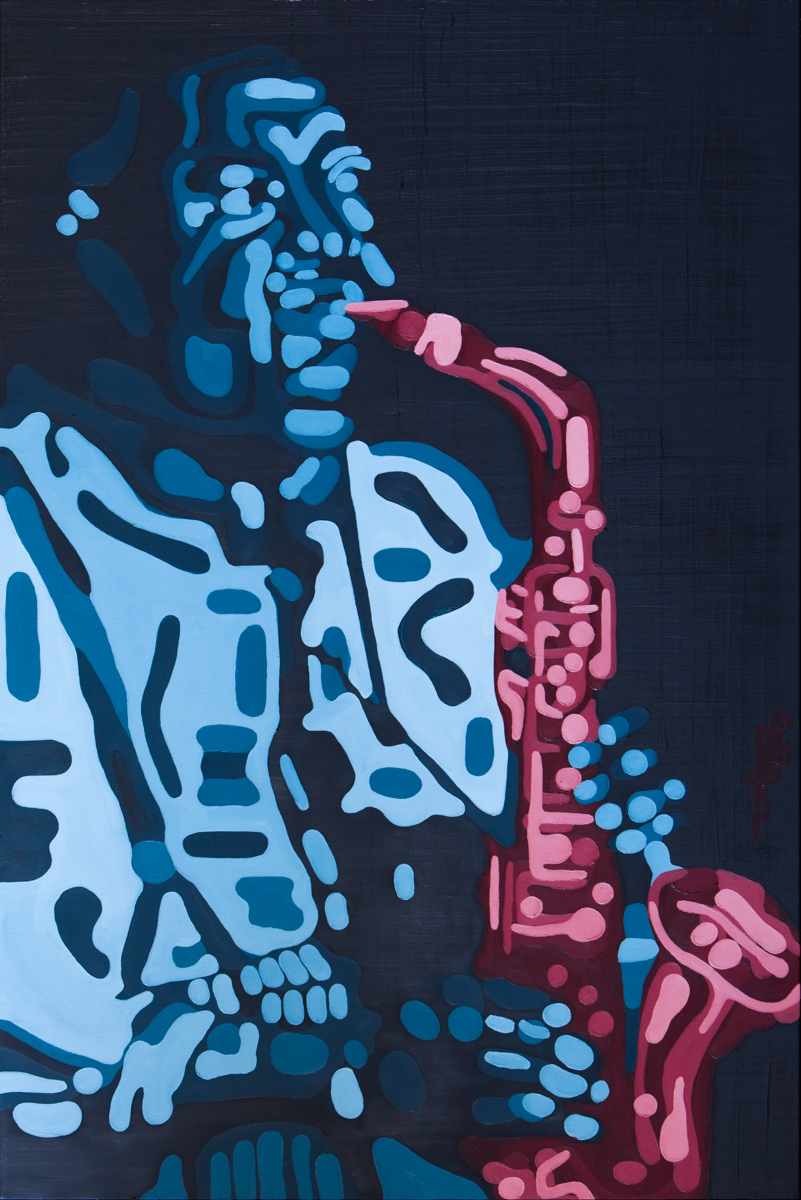 The Saxist - 1