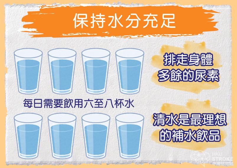 hku-stroke-diet tips-Gout-water.jpg