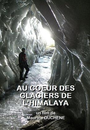 Au cœur des glaciers de l'Himalaya