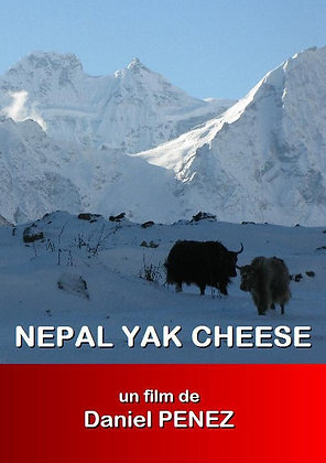 Népal Yak Cheese