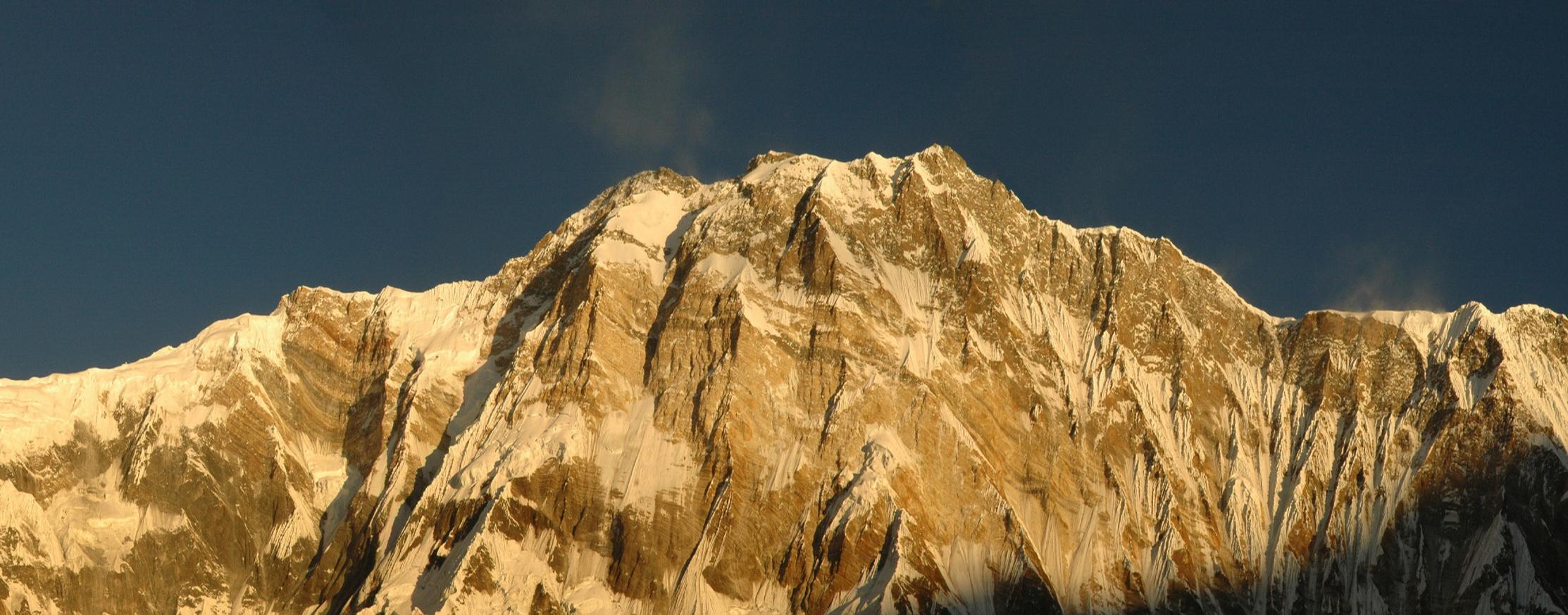 Panorama Annapurnaaa I