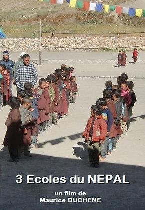 3 écoles au Népal