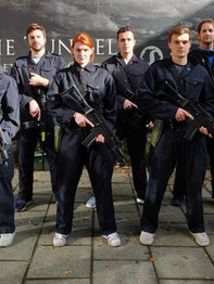 Bare Arms Theatrical Fire Arms Course
