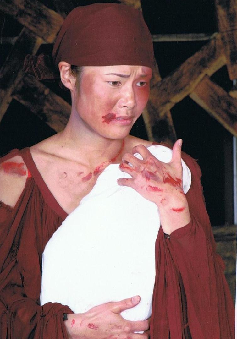 Trojan Woman: Theatre of Arts