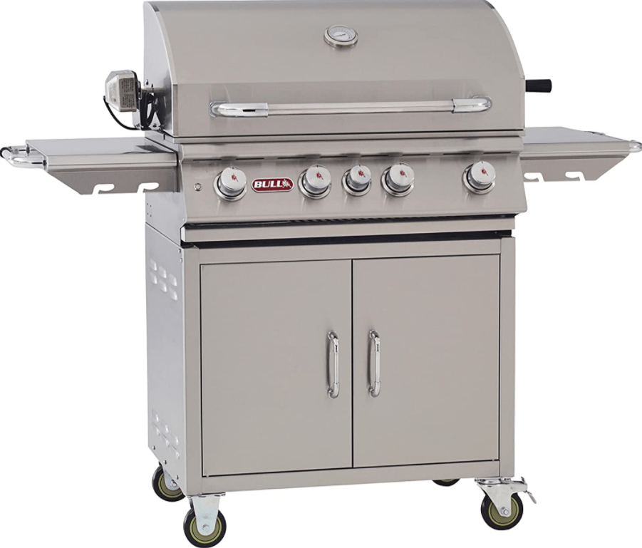 Bull Outdoor Products BBQ 44001 Angus 75,000 BTU Grill with Cart