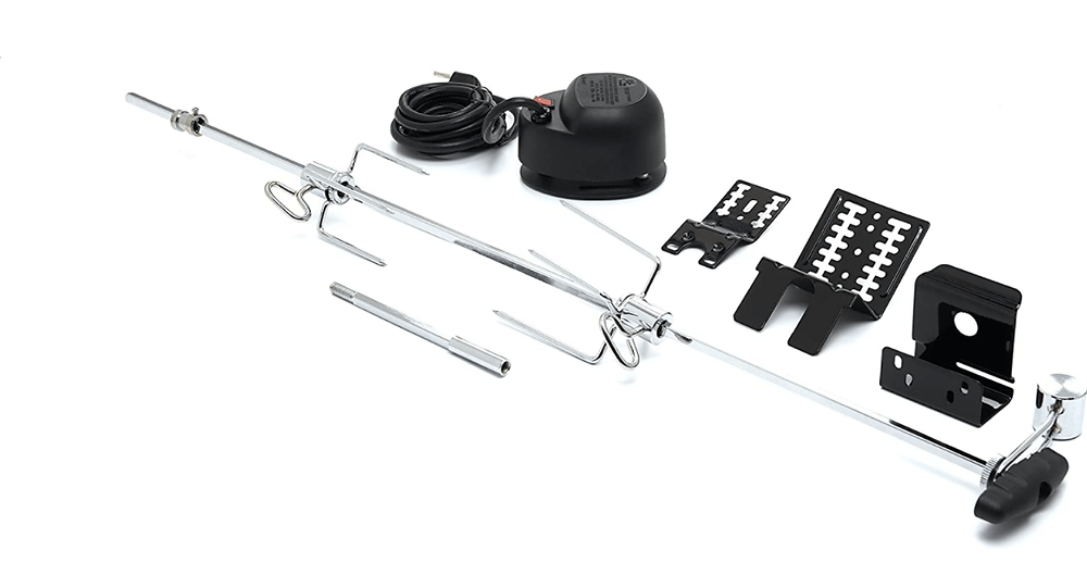 GrillPro 60090 Heavy Duty Universal Rotisserie Kit for Grills