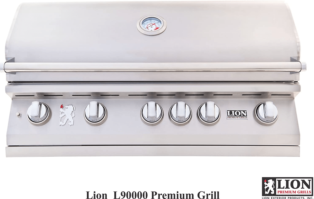"Lion Premium Grills L9000 40"" Natural Gas Grill"