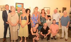 Expositie in Heerenveen 27-8/19-9-2