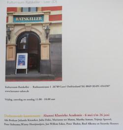 Leeraner Salon Duitsland in Leer