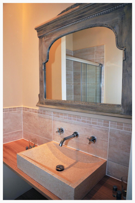 Chambre Charlotte - Salle de bain