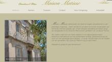 Van harte welkom op onze nieuwe website.   -                                     Bienvenue sur notre