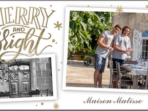 Joyeux Noël  et bonne année 2018 ! Zalig Kerstfeest en een gelukkig Nieuwjaar! Merry Christmas and a