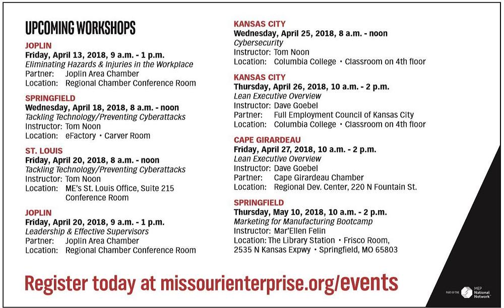MMC schedule of events.JPG