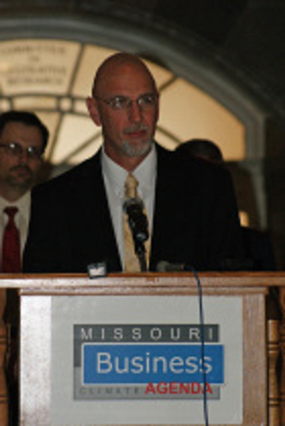 AIM President/CEO Ray McCarty