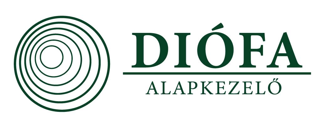 Diófa Alapkezelő logo