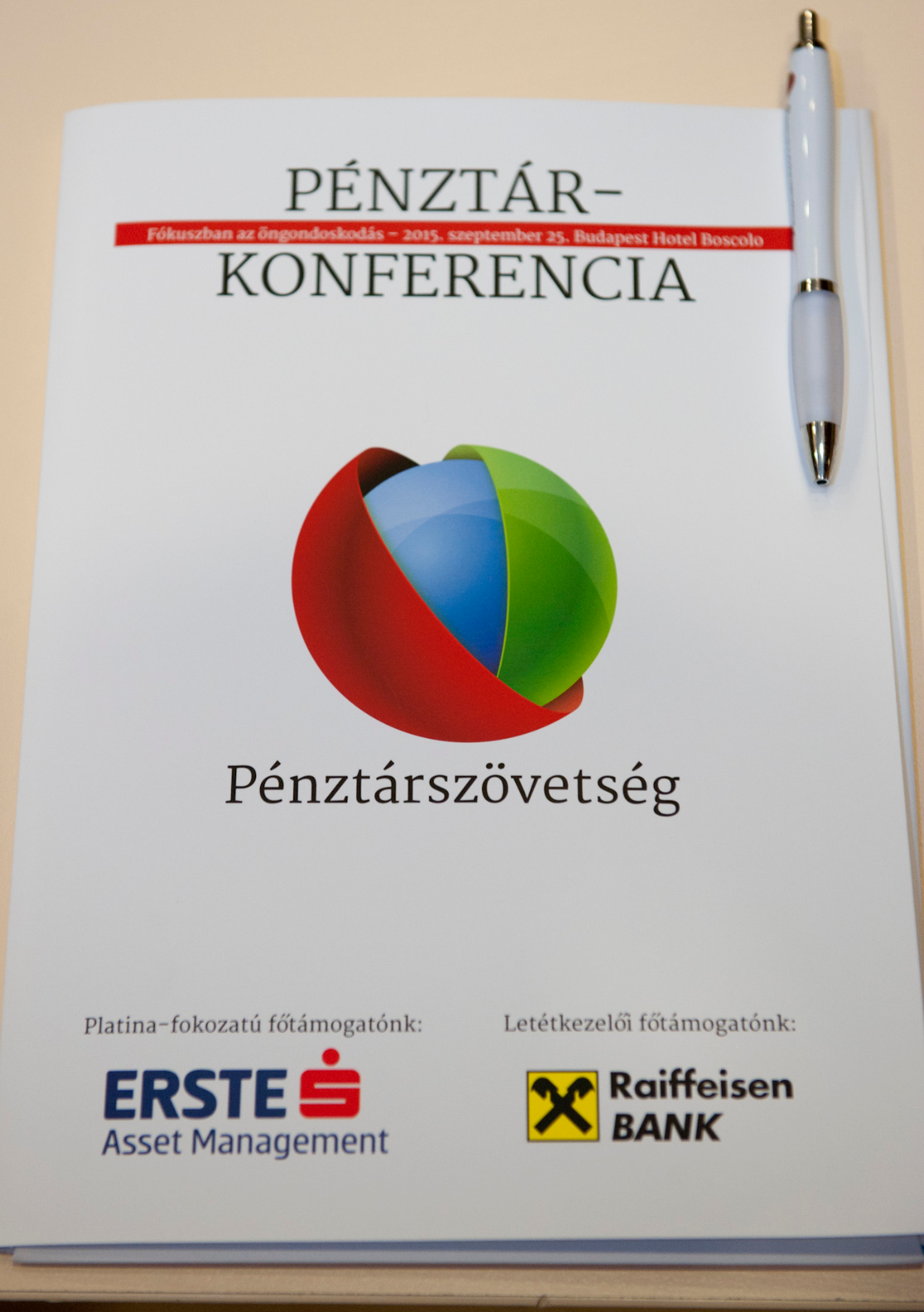 Konferencia-mappa