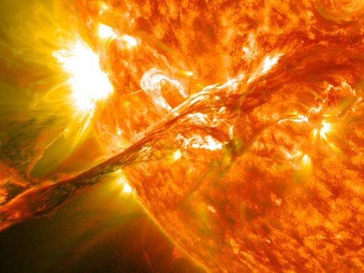Forget The Coronavirus; The Sun's Megastorm May Destroy Us All!