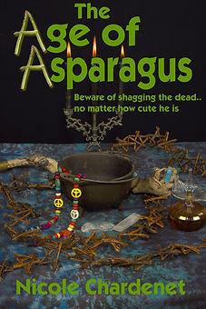 Age of Asparagus Book Cover Jpg Small De