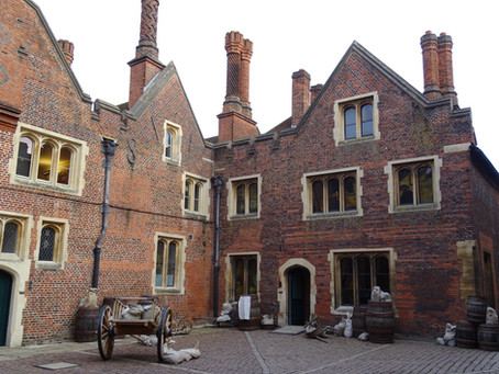 New interpretation at Hampton Court