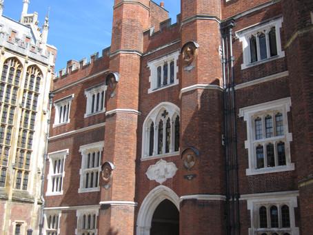 Open air Hampton Court