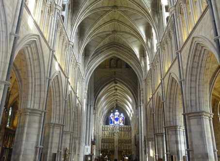 The magnificent Southwark Cathedral