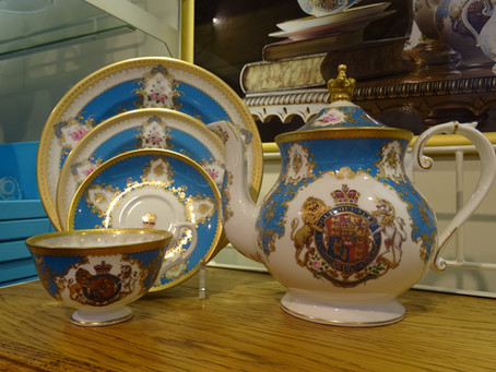 Buckingham Palace shopping
