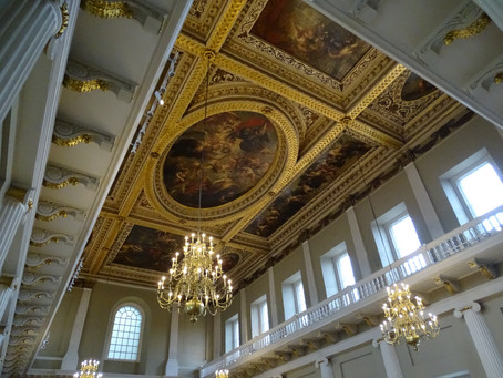 Light, bright and beautiful - the new Banqueting House