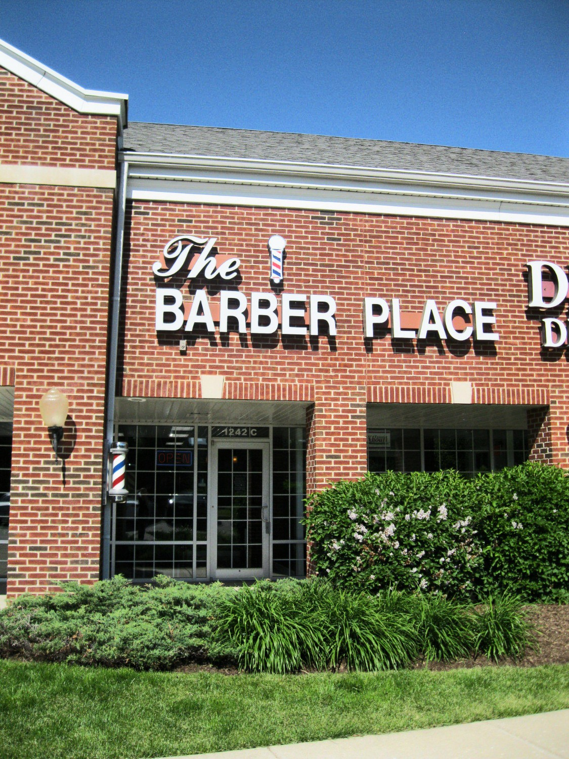 The Barber Place Mens Barber Shop Haircut Aurora