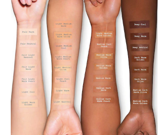 Smashbox Flawless Concealers.