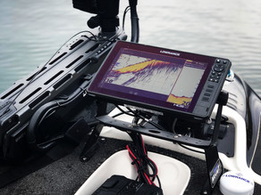 Lowrance, fully connected!