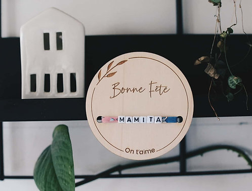 "Magnet ""Bonne fête """