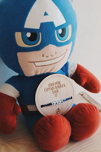 Magnet ~ Super Heros