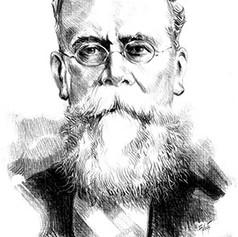 Retrato tinta - Venustiano Carranza