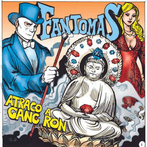 Fantomas - Portada