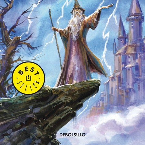 El Libro de Merlin (Best Seller (Debolsillo))