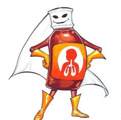Diseño de personaje - Bisolvon