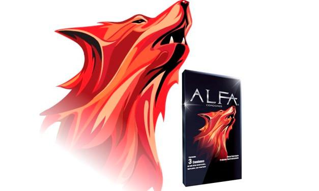 Condones ALFA
